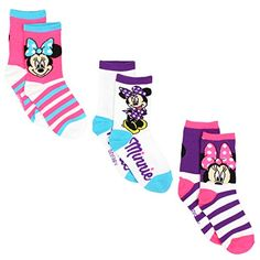 Join Minnie Mouse for dress up fun wearing these cozy Disney socks! These Disney socks are the perfect accessory for any fan of Minnie Mouse from the hit show on Disney Junior, Mickey Mouse Clubhouse! Minnie Mouse Images, Disney Baby Clothes, Fashion Socks, Nike Fashion, Fashion Kids, Mickey Mouse Clubhouse, Girls Socks, Camping, Disney Junior