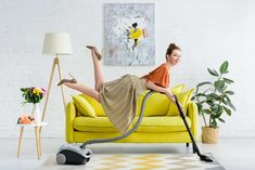 Looking for vacuum cleaner for long hair? check out some of the best vacuum on this link. #Vacuum #vacuumcleaner #carpet #hair #humanhair #longhair #pets #pet Dream House Images, Topsy Turvy Planter, Trailing Flowers, Living Room Photos, Best Vacuum, Diy Garden Projects, Flower Planters, Hanging Chair, Young Women