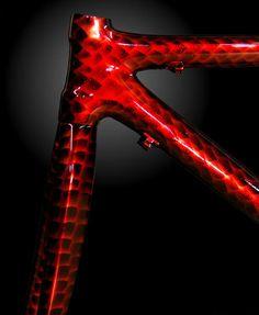 airbrush art on bicycle | airbrush bicycle