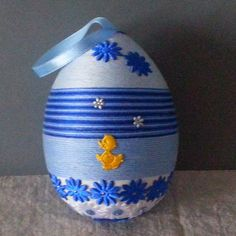 Jajko Wielkanocne - Petit-art - Srebrna Agrafka