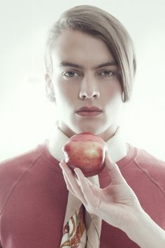 Ine benedikte Malbakken - Nordic Apples - ADVERTISING - Fashion  - finalist - ONE EYELAND PHOTOGRAPHY AWARDS 2013
