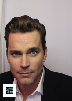 Matt Bomer on The Late Show With James Corden