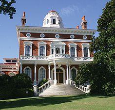 The Hay House - Macon, Georgia