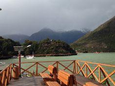 Caleta Tortel.. Región de Aysén.. Chile..