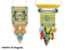 On aime décliner une pièce en deux jolis sautoirs !! #ladroguerie #bijoux #sautoir