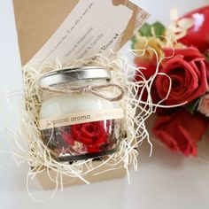 Gel Candles, Candle Packaging, Rose Candle, Candels, Candle Making, Natural Materials, Diwali, My Room, Soap