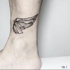 Znalezione obrazy dla zapytania geometric wing