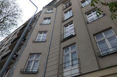 Block of flats -Warsaw,Skarpa built in1920-es