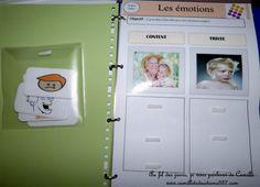 Généralisation des émotions simples