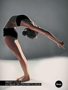 Bikram Yoga perrty