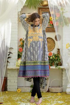 Pakistani Dresses Pakistani Wedding Dresses, Pakistani Fashion Events, Pakistani Dresses  Fashion, New Fashion, Women Dresses, Warda Lawn By Ali  Xeeshan Collection 2016