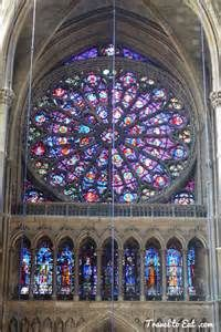 cymatic patterns  Notre Dame Cathedral's south wall