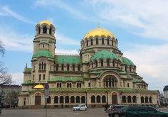 1 Day in Sofia Walking Itinerary | The St. Alexander Nevsky Cathedral