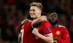 Man United rookie Scott McTominay in Jose Mourinho mould