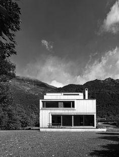 Casa Melchioretto / Baserga Mozzetti Architetti