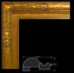 craftsman frames hand carved