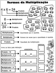 ATIVIDADES PARA APOIO PEDAGÓGICO: Matemática 3° e 4° Ano
