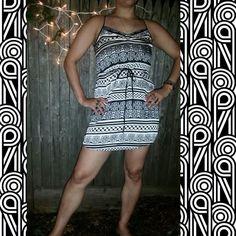 Aztec Festival Dress