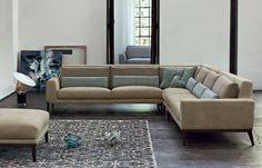 * Угловой диван Miller итальянской фабрики Ditre * Corner sofa Miller from Italian factory Ditre