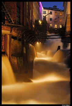 water power, Kvarnbyn, Sweden