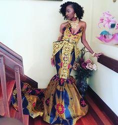 Pour le mariage de Kezia