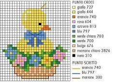 haft krzyżykowy schemat - Szukaj w Google