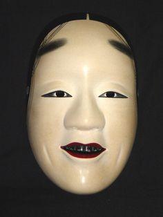 Noh Mask Syakumi