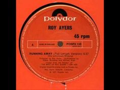 Roy Ayers - Running Away.....this track is so funky , it's the kind of choon that you just come out of the shower seated on your sofa with a towel around your waist drinking Cognac and texting your mate to pick you up from B'ham train station because your not bringing your bike out with you , i mean they did say lets go club! didn't they? This choon is that bad!