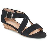 Chaussures Femme Sandales et Nu-pieds Hush puppies KALY Noir