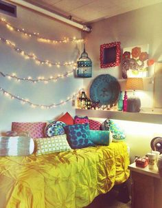 Chic Bohemian Bedroom Lights