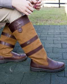Dubarry Boots. Love