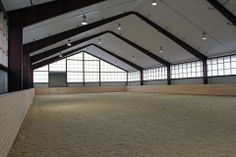 Schwalbenhof stable and indoor arena renovation - design by Equine Facility Design