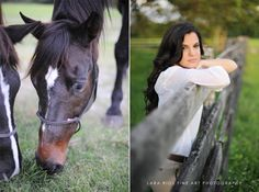 Horse & Ranch engagement session - Lara Rios Fine Art Photography www.LaraRios.com