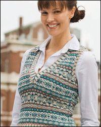 Womens vests on Pinterest Vest Pattern, Knitting and Tassels