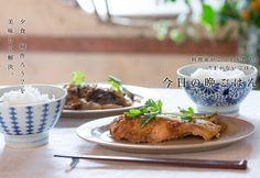 フライパン1つで作れ、油もいらない、忙しい時のお助けレシピ。旬の鮭を味噌マヨのまろやかな味わいで召し上がれ。