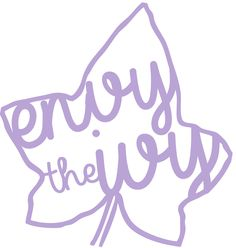 Envy the ivy