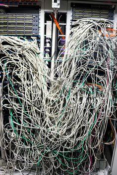 Data Centre Cabling Optimisation