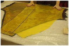 Как сделать реглан в войлоке - Ярмарка Мастеров - ручная работа, handmade