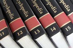 Using Encyclopedias instead of Google...ok cool. i have a set!! lol)