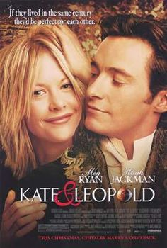 I love time travel movies.  This is at the top of my list.  Great romantic movie with one of my favorite blondes.