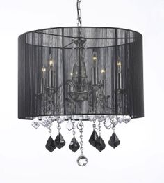 Customized Crystal Chandelier You Choose by BlingFlingBoutique, $199.00