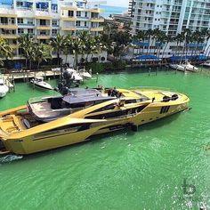 Palmer Johnson Yacht ⚓️ (By Cool Boats, Small Boats, Speed Boats, Power Boats, Jet Ski, Yacht Luxury, Luxury Boats, Palmer Johnson Yachts, Yacht Boat