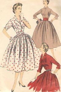 Polka dots~Great Rockabilly Dress