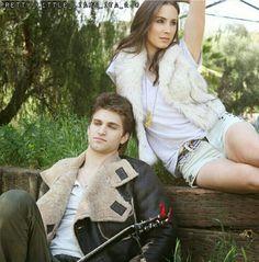 #troianbellisario and Keegan