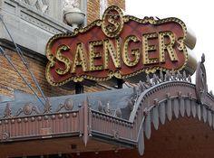 Saenger Theater, Mobile, Alabama