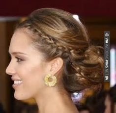 Wedding Guest Hairstyles for Medium Length Hair . Best Of Wedding Guest Hairstyles for Medium Length Hair . Unique Indian Wedding Guest Hairstyles for Medium Length Celebrity Hairstyles, Up Hairstyles, Pretty Hairstyles, Braided Hairstyles, Braided Updo, Bun Braid, Messy Updo, Wavy Updo, Hairstyle Ideas