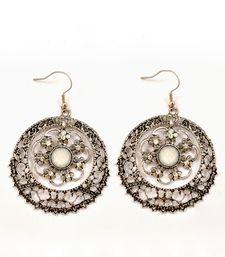 Vintage Pretty Dangle Earrings