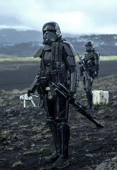 Star Wars Rogue One Death Trooper | Tumblr