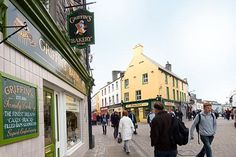 Galway Photos at Frommer's - Griffin's has been a Galway family bakery since 1876.