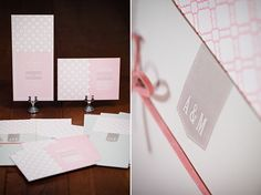 letterpress wedding stationery www.blattundherz.com